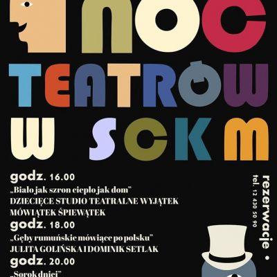 {[if_not_description]}Noc teatrów w SCKM{[/if_not_description]}