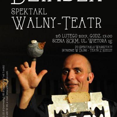 """{[if_not_description]}SCENA MŁODEGO WIDZA: """"DZIADEK"""" – WALNY-TEATR{[/if_not_description]}"""