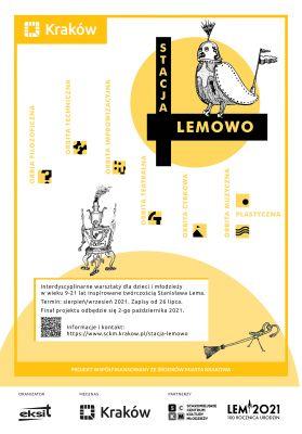 Stacja Lemowo - pokaz podsumowujący warsztaty