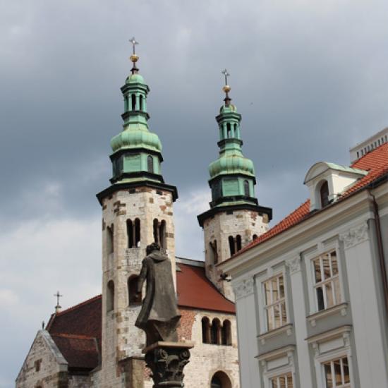 Kraków – skarb światowego dziedzictwa