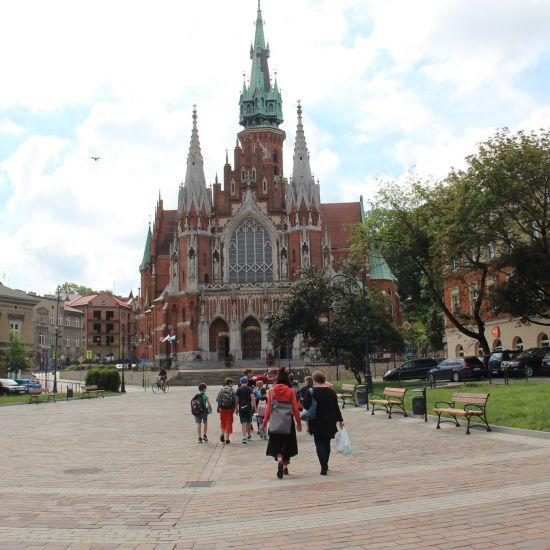 Krakowskie wycieczki dla rodzin i młodzieży