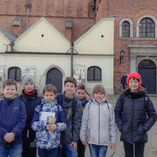 Rodzinny Kraków - w kręgu legend, historii, kultury i sztuki