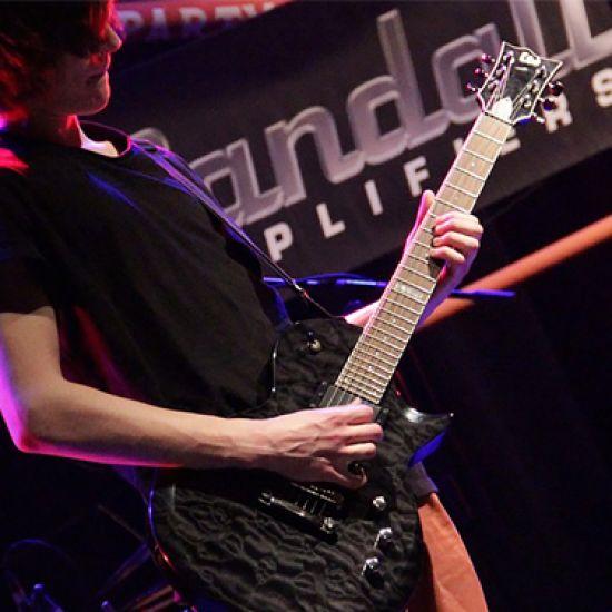 Gitara elektryczna i akustyczna