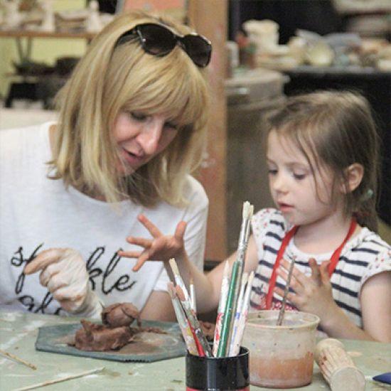Familijne warsztaty ceramiczne