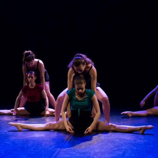 Scena Tańca Współczesnego
