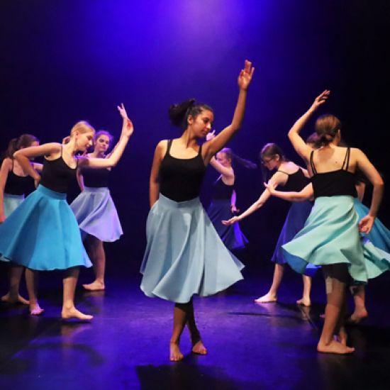 Warsztaty z improwizacji i tańca współczesnego