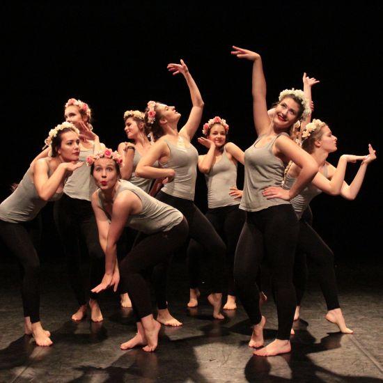 Pracownia tańca współczesnego